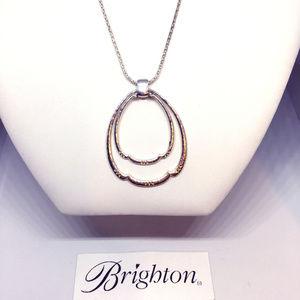 "Brighton 18"" Pendant Necklace Choker"